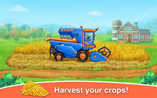 Farm land and Harvest - farming kids games 1.0.11 screenshots 14
