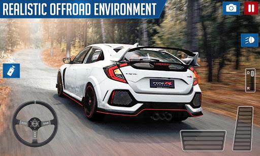 Drifting and Driving Simulator: Honda Civic Game 2 apktram screenshots 2