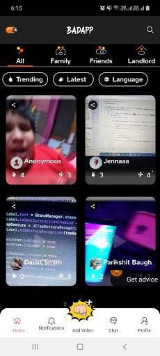 Badapp 1.5 screenshots 1