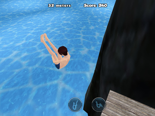 Cliff Diving 3D Free For PC Windows (7, 8, 10, 10X) & Mac Computer Image Number- 7