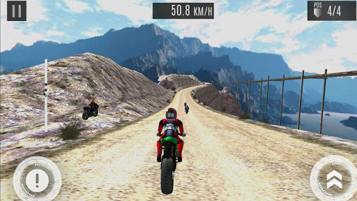 Hill Top Bike Racing apklade screenshots 2