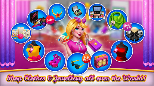 Shopping Fever Mall Girl Cooking Games Supermarket  Screenshots 15