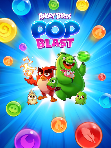 Angry Birds POP Blast 1.10.0 screenshots 11