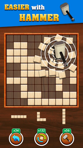 Woody Extreme: Wood Block Puzzle Games for free  screenshots 3