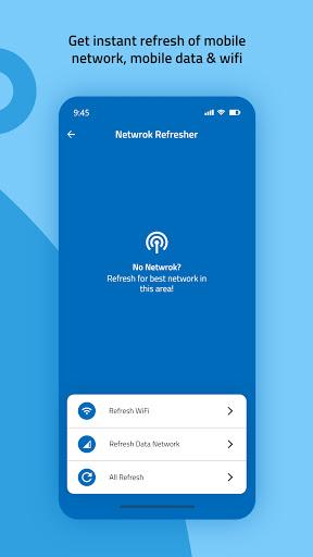 Auto Signal Network Refresher apktram screenshots 15