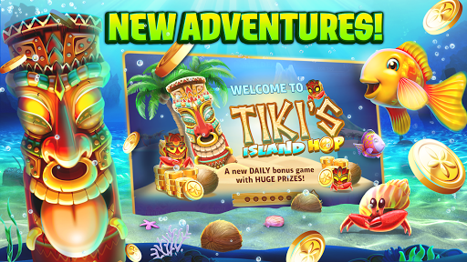 Gold Fish Casino Slots - FREE Slot Machine Games  screenshots 16