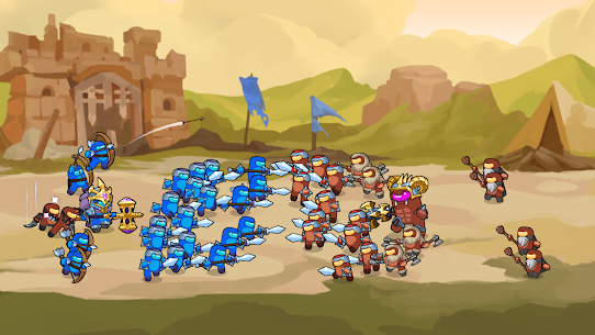 Legions War: Art of Strategy MOD APK 3