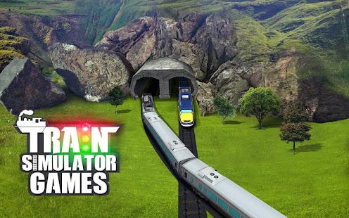 City Train Driver Simulator 2021:Free Train Games 10.8 Screenshots 8