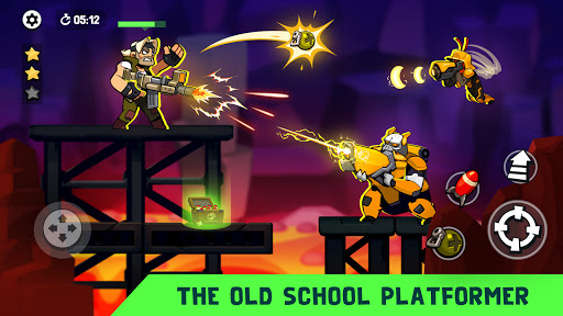Bombastic Brothers - Top Squad.2D Action shooter. 1.5.52 screenshots 1