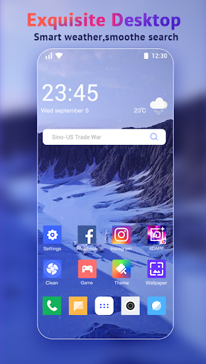 U Launcher Lite-New 3D Launcher 2020, Hide apps 2.2.40 Screenshots 2