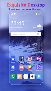 U Launcher Lite-New 3D Launcher 2020, Hide apps 2