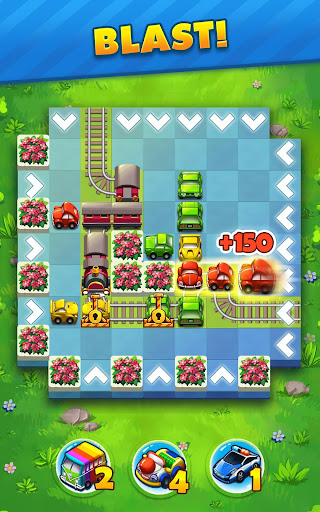 Traffic Puzzle - Car Puzzle Game 1.53.2.305 screenshots 17
