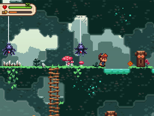 Evoland 2 1.6.0 screenshots 7