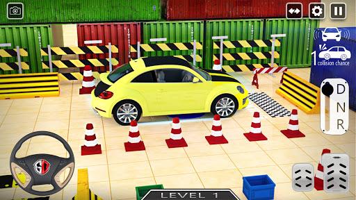 Modern Car Parking Drive 3D Game - Free Games 2020  screenshots 8