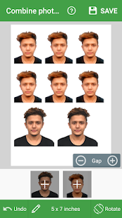 Passport Photo Maker – VISA/Passport Photo Editor Screenshot