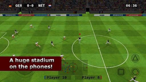 TASO 15 Full HD Football Game  Paidproapk.com 2