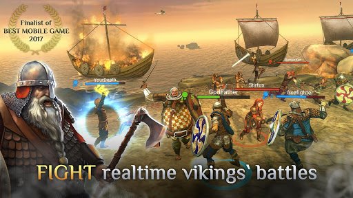 I, Viking: Valhalla Creed War Battle Vikings Game filehippodl screenshot 1