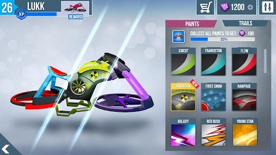 Gravity Rider Zero MOD APK (Unlimited Gems) 2