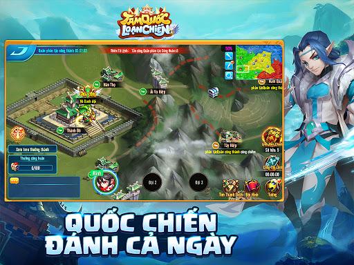 Tam Quu1ed1c Lou1ea1n Chiu1ebfn  screenshots 11