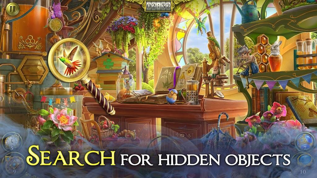 Hidden City: Hidden Object Adventure  poster 0
