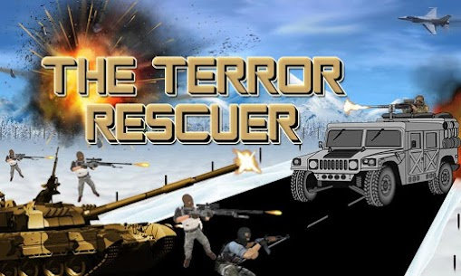 The Terror Rescuer Game Hack Cheats (iOS & Android) 1