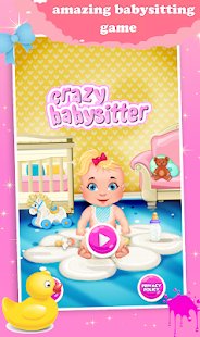 Baby Caring Bath And Dress Up