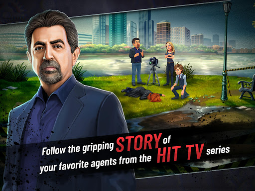 Criminal Minds: The Mobile Game  screenshots 9