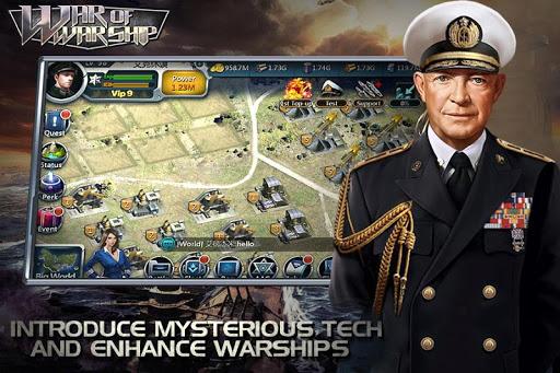 War of Warship 3.6.0 screenshots 1