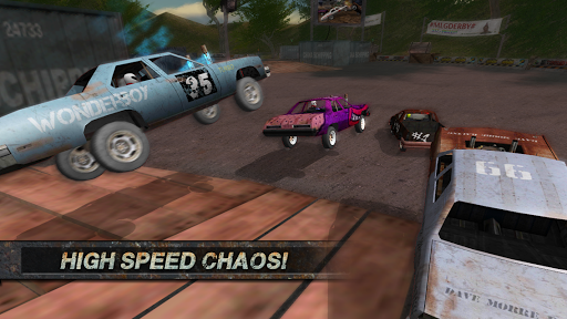 Demolition Derby: Crash Racing  screenshots 12