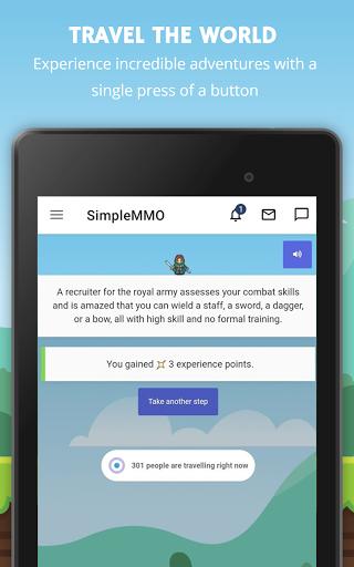 SimpleMMO - The Lightweight MMO  screenshots 11