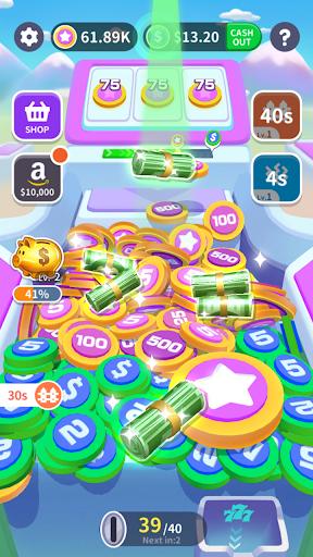 Coin Pusher - Classic Arcade Game apkdebit screenshots 1