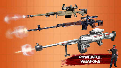 Zombie Hunter survival - FPS Sniper Shooting Games  Pc-softi 2