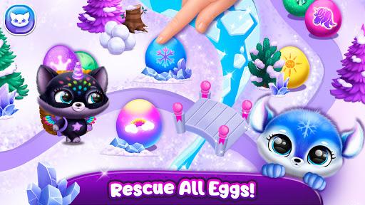 Fluvsies Pocket World - Pet Rescue & Care Story  screenshots 6