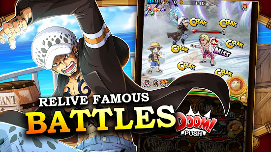 Mod Game ONE PIECE TREASURE CRUISE for Android