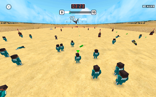 Squid.io - Red Light Green Light Multiplayer 1.0.5 screenshots 24