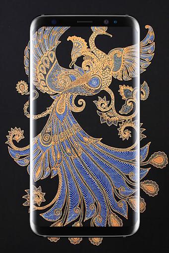 batik wallpapers screenshot 2
