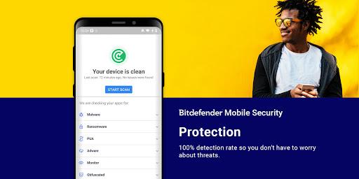 Bitdefender Mobile Security & Antivirus  screenshots 2