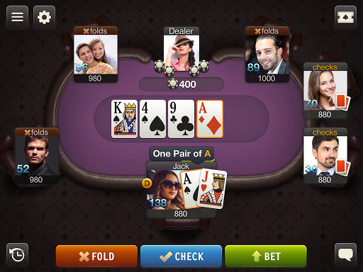 City Poker: Holdem, Omaha 1.150 screenshots 7