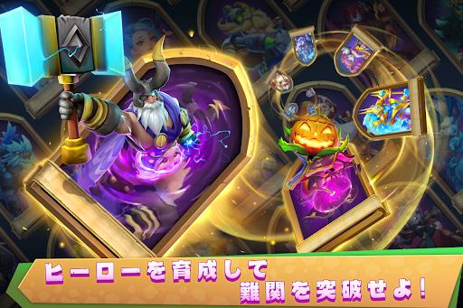 Castle Clashuff1au30aeu30ebu30c9u30edu30a4u30e4u30eb android2mod screenshots 1