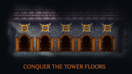 Tower of Misery: Endless Clicker of Dungeons android2mod screenshots 8