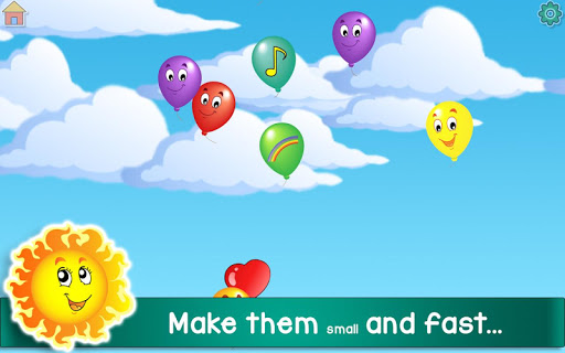 Kids Balloon Pop Game Free ud83cudf88  screenshots 23