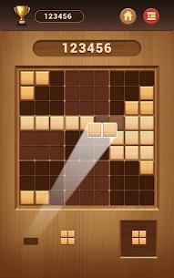 Wood Block Sudoku Game -Classic Free Brain Puzzle 9