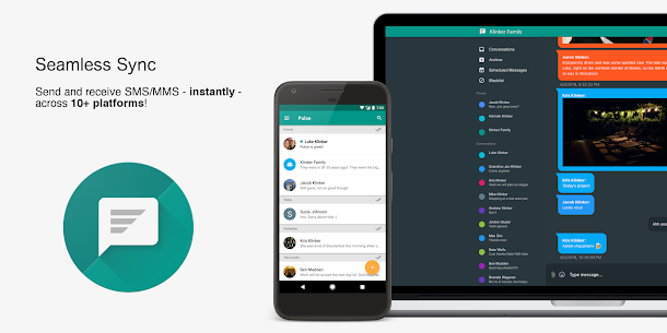 Pulse SMS (Phone/Tablet/Web) MOD APK 5.5.0.2841 (Subscribed) 8