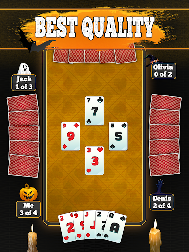Spades - Classic Card Game! android2mod screenshots 6