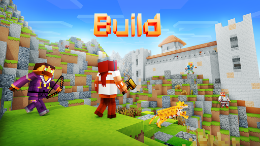 Block World 3D: Exploration & Survival  screenshots 11