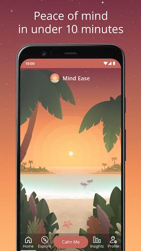 Mind Ease screenshot 1