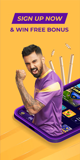 Gamezy: Play Fantasy Cricket, Rummy, Poker, Ludo  screenshots 1