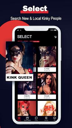 BDSM Dating, Kinky Fetish Swingers Hookup - Kinkのおすすめ画像2