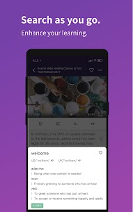 VoiceTube Mod Apk- Learn English phrases (Premium/Pro Unlocked) 8