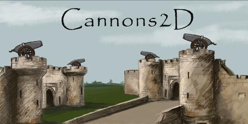 Cannons2D https screenshots 1
